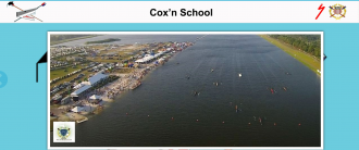 Coxn School training coxswains