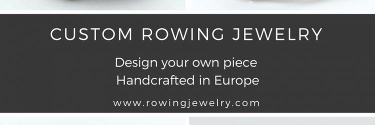 Custom rowing jewelry