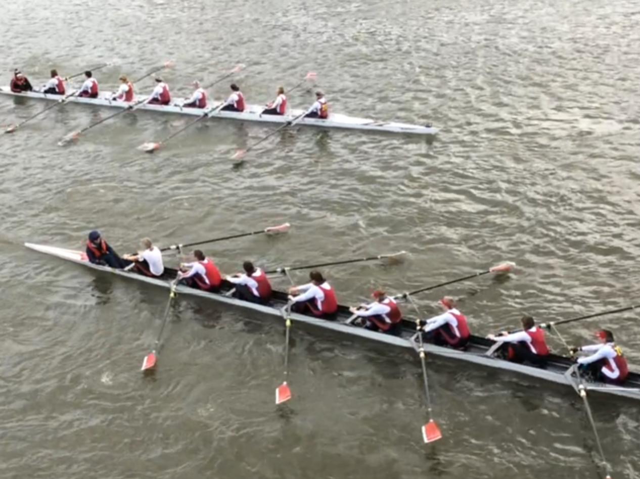 Marlow Masters Women Rowing