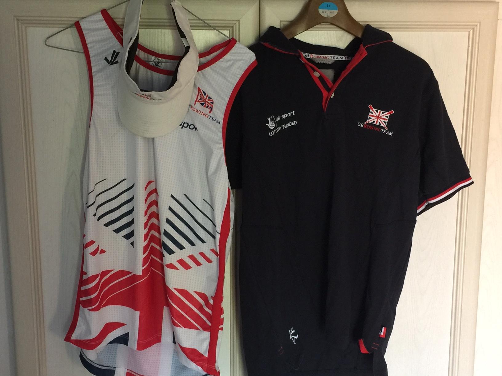 Matt Langridge's Rio Olympic kit as a prize