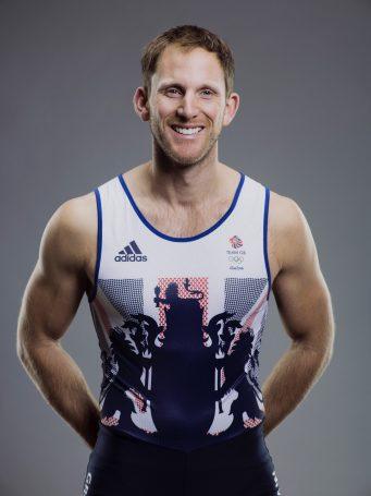 Matt Langridge rower