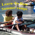 Learn to row camp: Photo Credit Long Beach Rowing