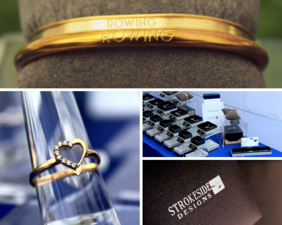 Rowing Jewellery for sale at Henley Royal Regatta