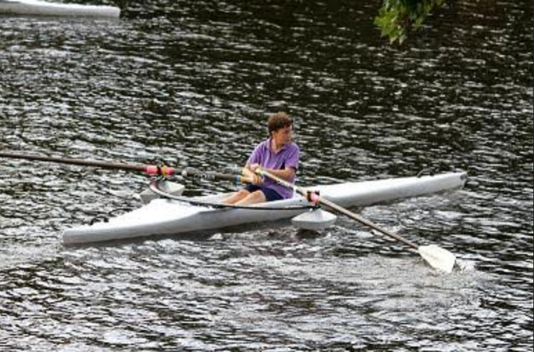 Royal Chester rowing juniors
