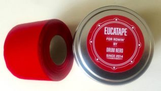 Eucatape for rowing blister prevention