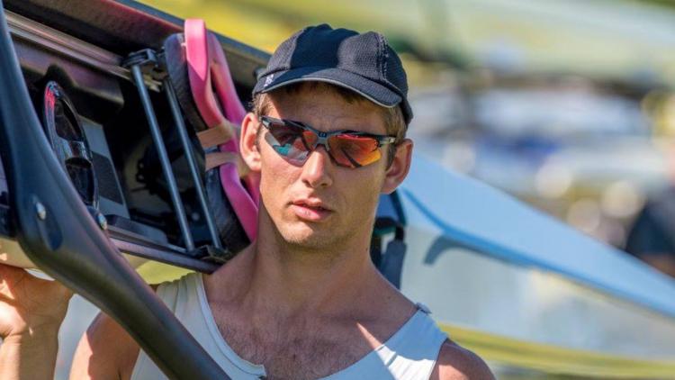 Sverri Nielsen, Denmark Rower