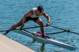 Sverri Nielsen, DEN Rowing
