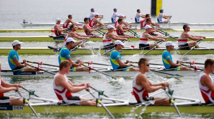 rowing crew, racing rowers, world rowing