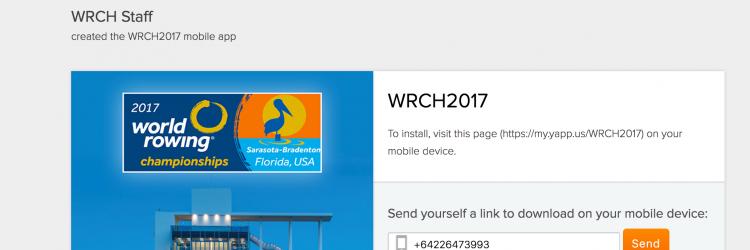 World rowing, world champs USA, Rowing, Sarasota 2017,