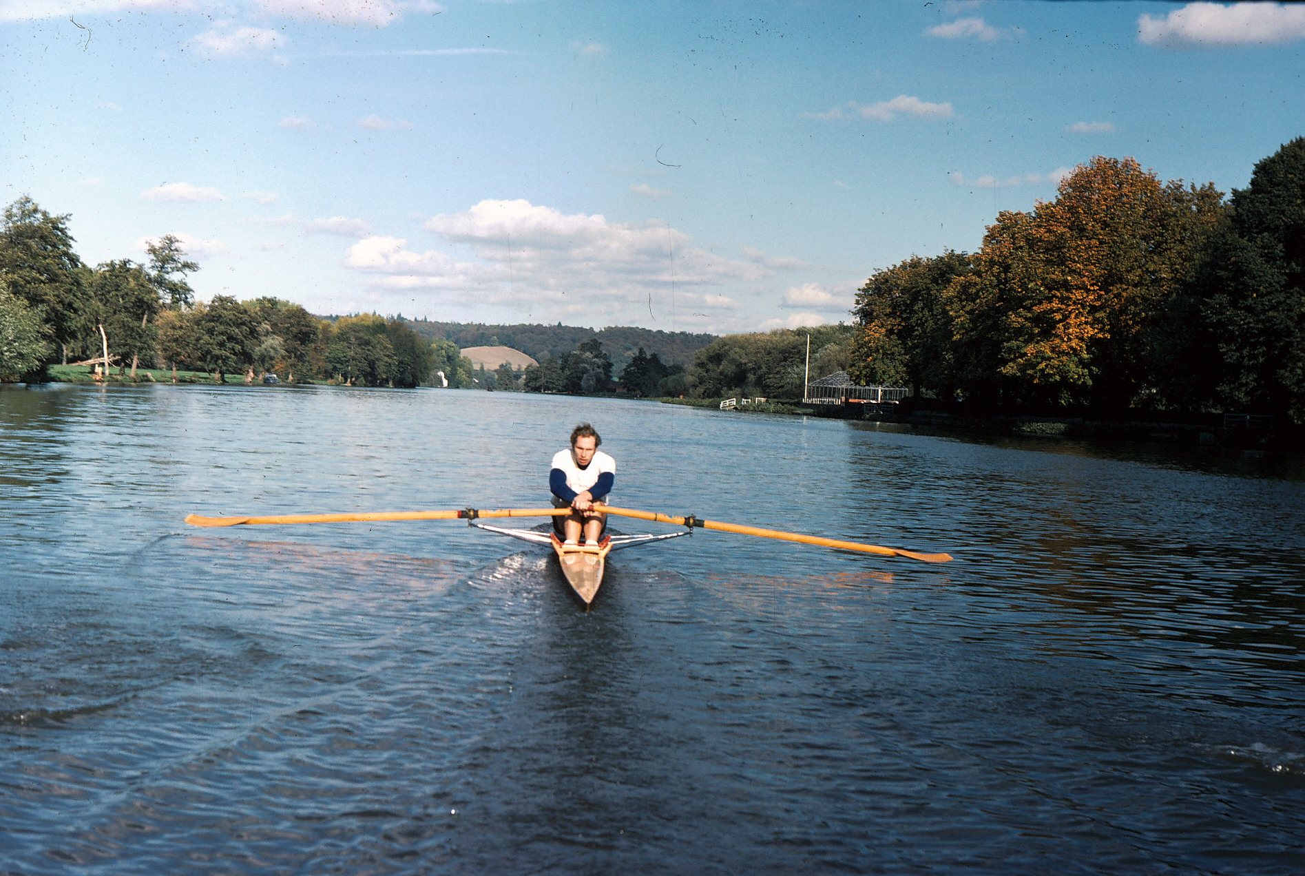 sculling, hands in rowing,