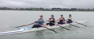 masters rowing, Duncan Holland, Masters Quad, women rowing,rowperfect