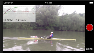 rowing video coaching, video analysis