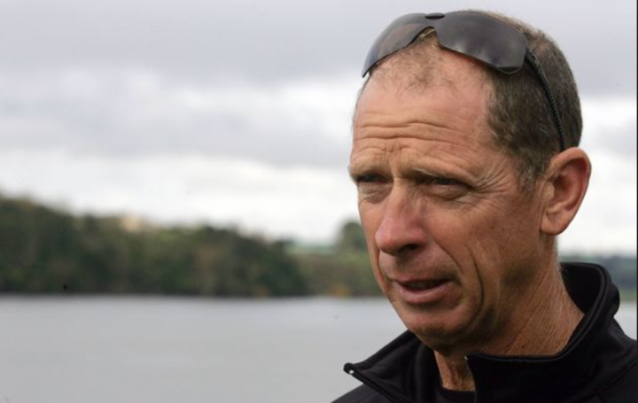 Dick Tonks Rowing coach legend