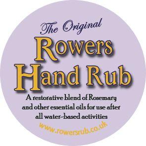 Rowers hand Rub balm