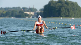 Canada university rowing: Photo Credit Trent University