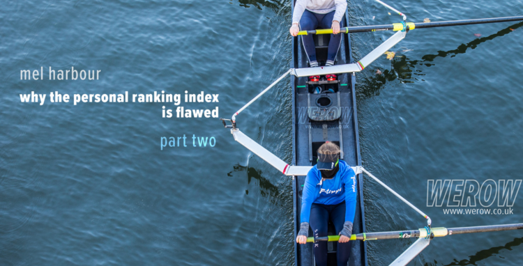 Melvin Harbour fixed the British Rowing points system