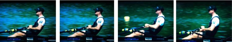 Robbie Manson , NZL, Rowing, the 'ferryman's release'