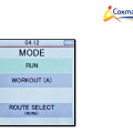 Coxmate GPS Route Select set up