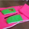 boat bag pink