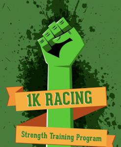 1k Racing strength training ebook