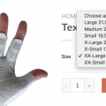 Rowing Gloves XXL