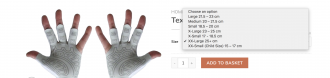 Rowing Gloves XXL