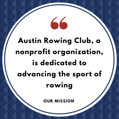 Austin Rowing Club mission