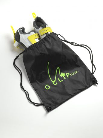 G Clip Shoes in bag