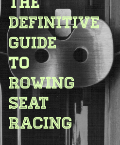 Rowing seat racing book