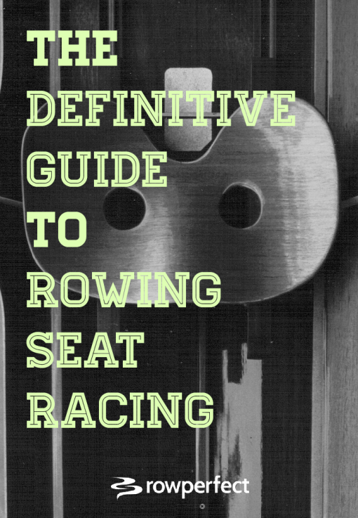 Rowing seat racing book