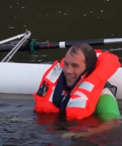 VIVO Life Jacket capsize test
