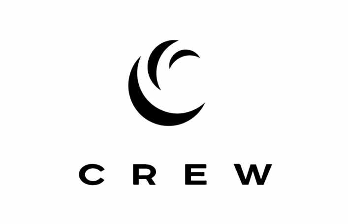 Crew rowing logo