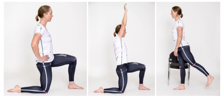 Hip Flexor Stretches, rowing hip flexor