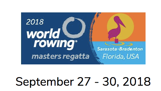 FISA Masters 2018 logo