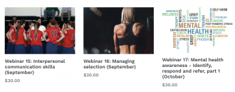 Athlete retirement and wellbeing,
