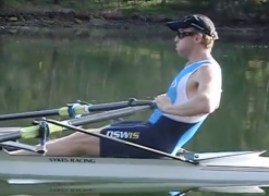 rowing technique, sculling technique, rowing finish posture,