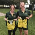 Renae Domaschenz, Coxswain Rowing Australia, Para Rowing