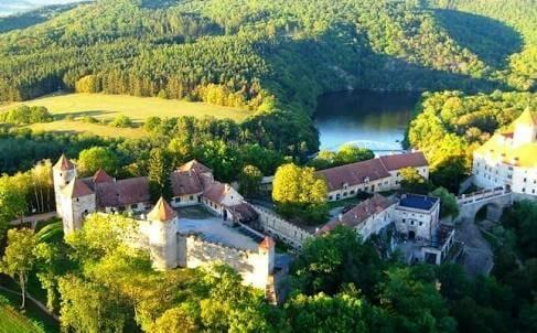 prygl castle