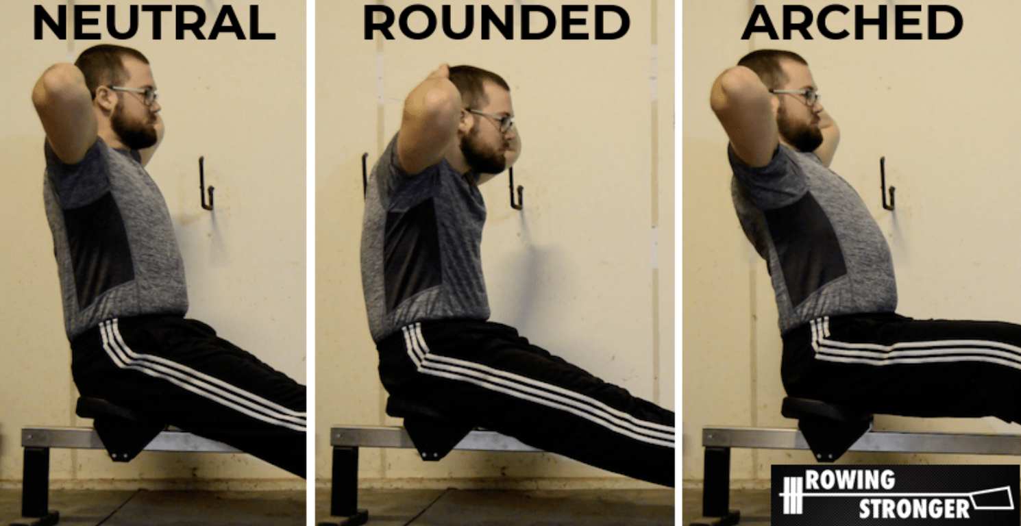 rowing posture, rowing stronger,