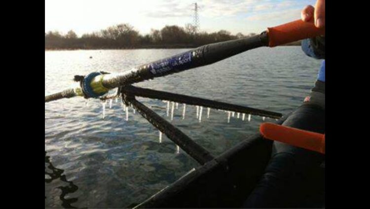winter rowing, winter workouts, rowing in winter