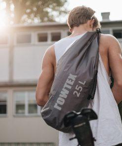 dry bag, rowing dry bag, Rowtex bag, dry rowing clothes
