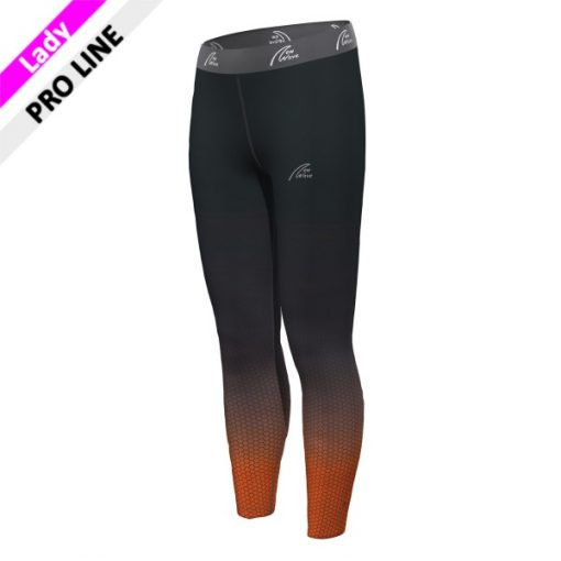Flex Tights - Sunset - womens