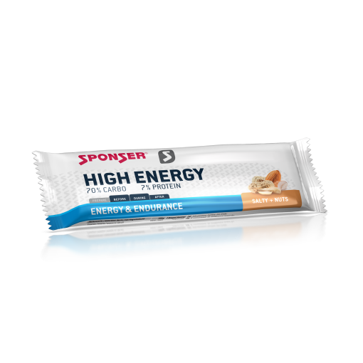 High Energy Bar - salty + nuts