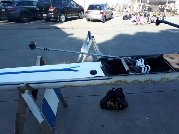go pro rowing boat, mount go pro,