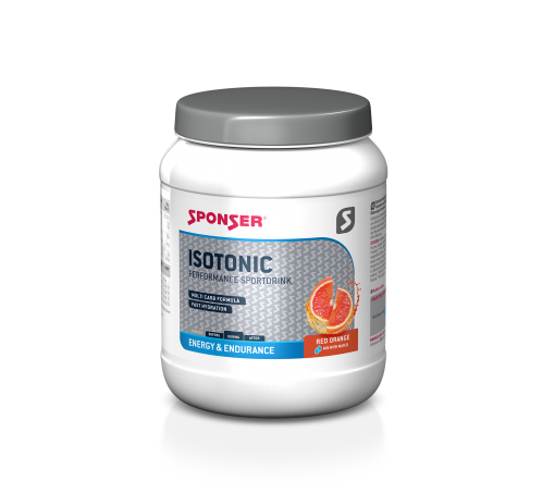 Isotonic Sportdrink - Red Orange