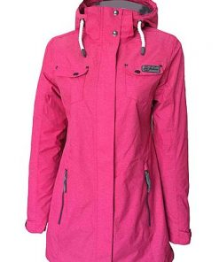 London Women's Melange Function-Coat pink