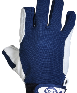 Leather-Sailing Gloves with fingertips