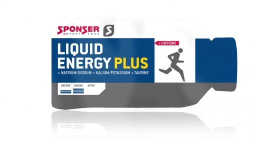 Liquid Energy Plus - satchet