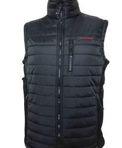 Men's Hybrid-Vest black