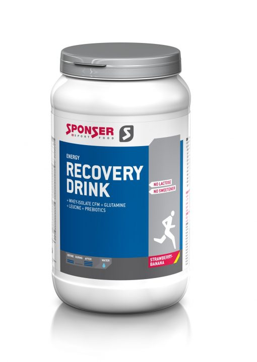 Recovery Drink - can